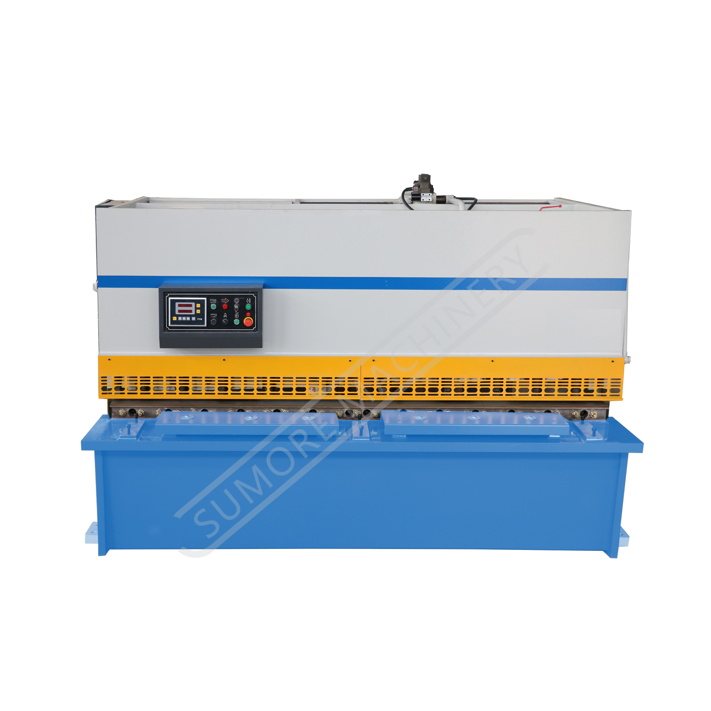 Hydraulic shearing machine pendulum plate type OEM customized