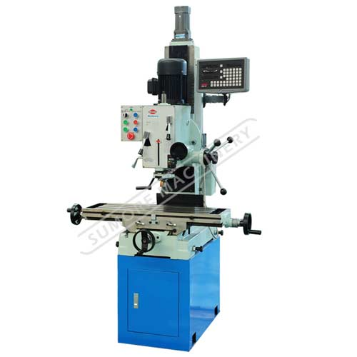 Gear Drive Drilling and Milling Machines for Sale SP2209S
