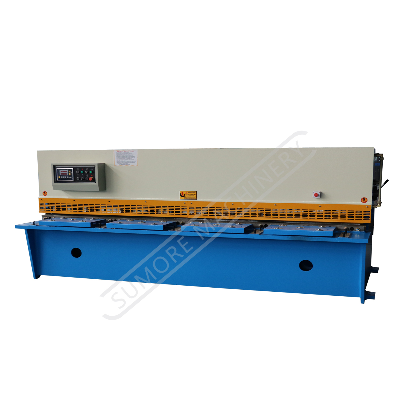 Hydraulic shearing machine guillotine type OEM customized