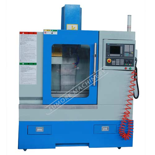 SMC8400A CNC machining center with linear guide way