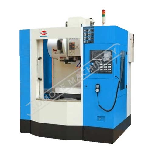 SMC8460 VMC machine center with linear guide way