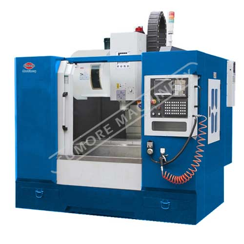 SMC8650 CNC machining center with linear guide way and servo motor