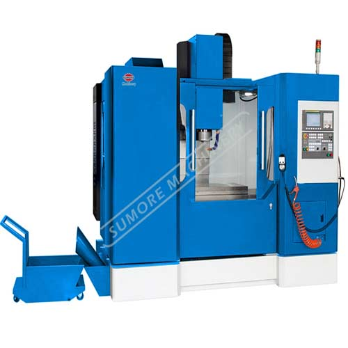 SMC8900 sumore industrial CNC machining center with linear guide way