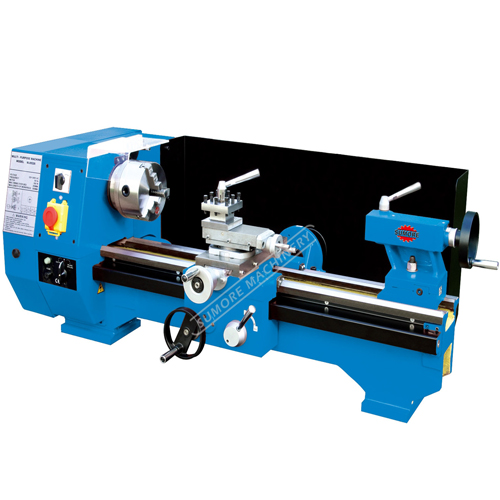SP2105 bench lathe machine with belt drive