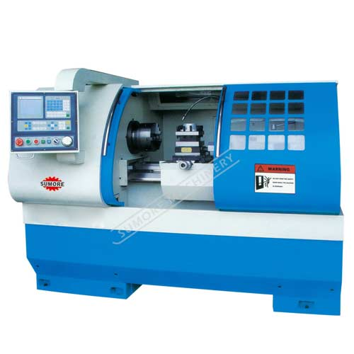 SP2116-II Taiwan industrial cnc lathe machine with fanuc control