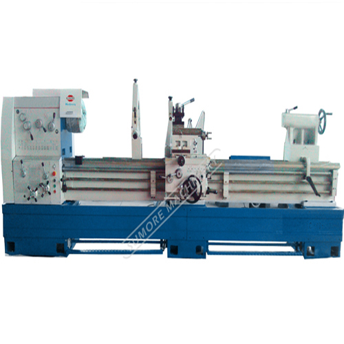 SP2122-II big hole high speed engine lathe machine with 103/165mm bore