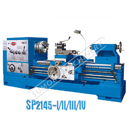 SP2145 big hole and big swing high speed universal lathe machine
