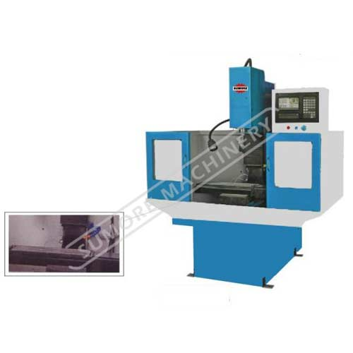 SP2222A  industrial CNC milling machine