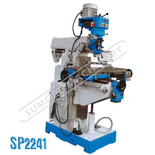 Vertical and Horizontal Boring Gear Milling Machine SP2241