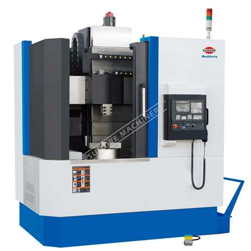 VLC630/VLC900/VLC1200  3-axis CNC machine center with linear guide way