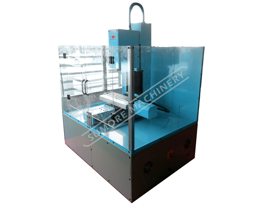 ZX1K Small CNC drill mill for educational hobby market