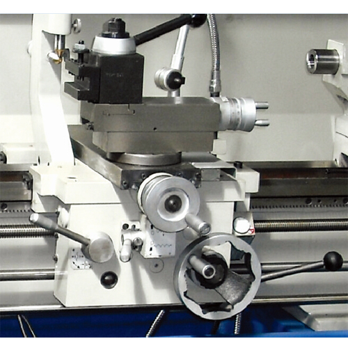 SP2123 flat bed metal turning lathe machine mechanical multi-level headstock