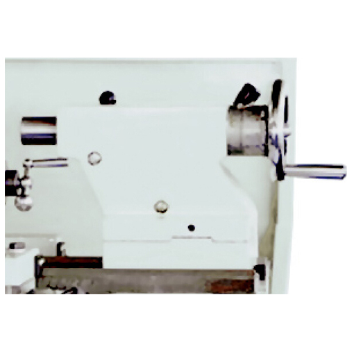 "SP2142 flat bed metal turning precision lathe machine 12"" belt drive"