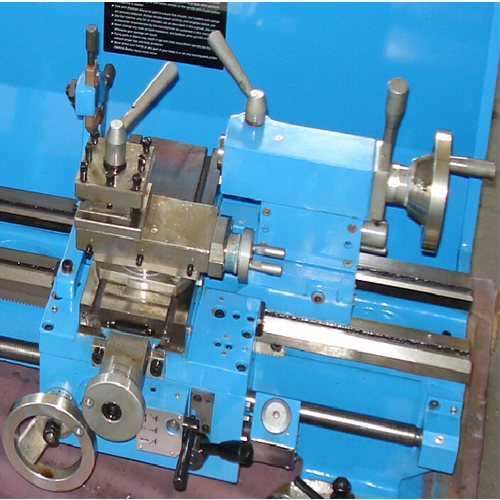 SP2124 China manual bench lathe machine with auto feed