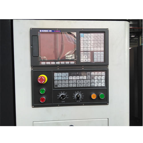 SMC81000 heavy duty CNC machining center with linear guide way