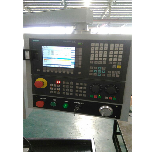 SP2211 CNC milling machine