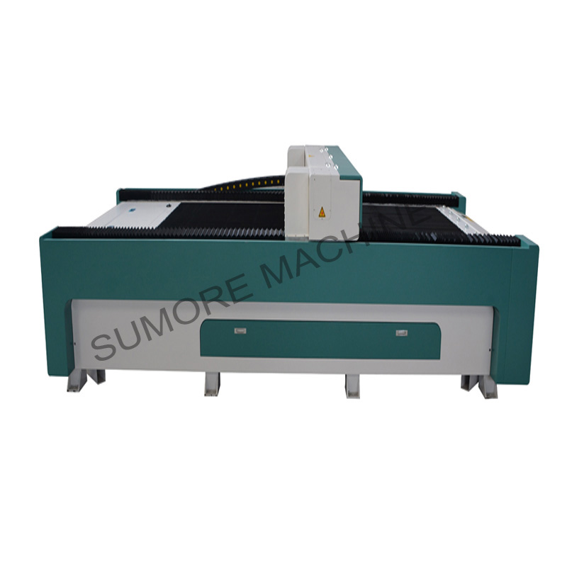 CNC CO2 laser cutting engraving machine with table size 1300x2500mm SP1325H