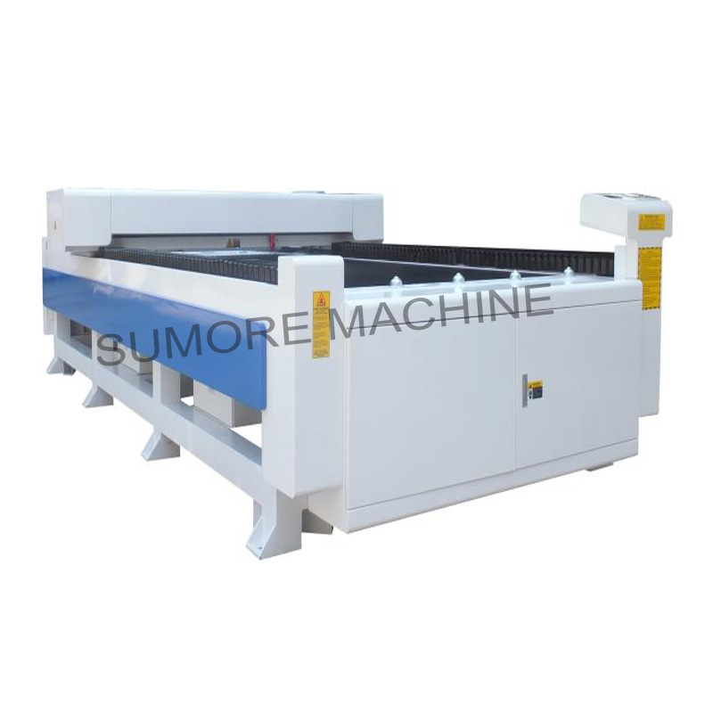 CNC CO2 laser cutting engraving machine with table size 1300x2500mm SP1325N